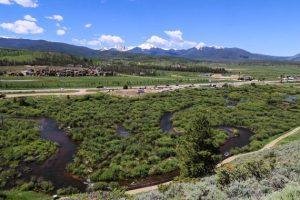 Fraser landscape view