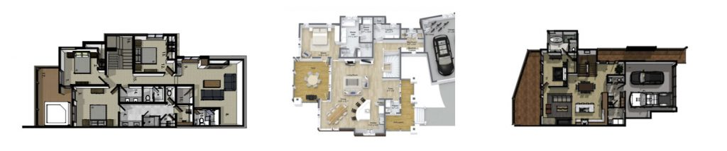 Fill out the form to download our floor plans