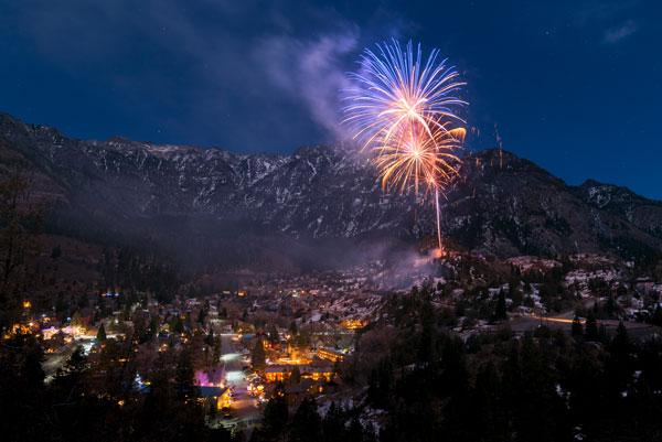 Festivals and fireworks in lakota Grand County
